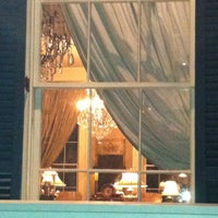 Photo taken at Terrell House Bed and Breakfast by Monique C. on 8/7/2012