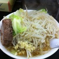 Photo taken at らーめん ぎょうてん屋 町田店 by taichi n. on 1/3/2012