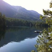 Das Foto wurde bei Sakinaw Lake von Ric A. am 7/28/2011 aufgenommen