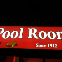 Photo taken at Montreal Pool Room by Fred W. on 7/4/2012