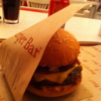 Photo taken at Burger Bar by Volkan T. on 6/29/2011