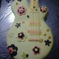 Photo taken at Cake Whimsy By Abdaliz by Adolfo J. on 10/15/2011