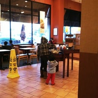 Photo taken at Panera Bread by Chuck @. on 1/24/2012