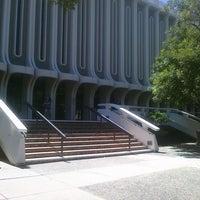Photo taken at Langson Library (LLIB) by Roxanne F. on 8/3/2011