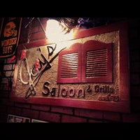 Photo taken at Jay's Saloon & Grille by Tim B. on 3/10/2012