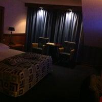 Photo taken at Van der Valk Hotel Emmen by Guillaume W. on 11/15/2011