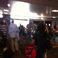 Photo taken at Gate A3 by Patty S. on 8/24/2011