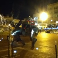 Photo taken at Park Central Square by Kodran C. on 1/1/2012