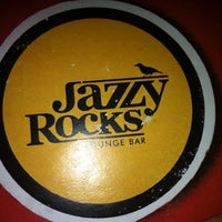 Photo taken at Jazzy Rocks Lounge Bar by Carlos on 7/26/2012