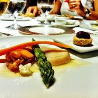Photo taken at Gaig Restaurant by Daniel K. on 8/4/2012