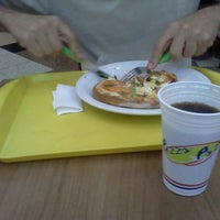 Photo taken at Pizza Pazza by Bruna S. on 11/2/2011