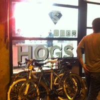 Photo taken at Hogs by Mauricio J. on 8/8/2012