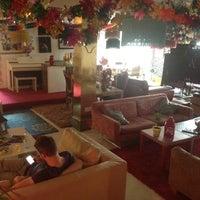 Photo taken at Foam Café & Gallery by Allison on 8/13/2012