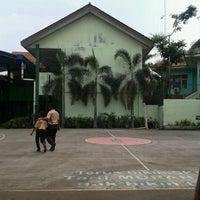 Photo taken at Smpn 3 tangerang by Irfan M. on 9/24/2011