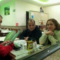 Photo taken at Refúgio Pizzaria by Angela M. on 11/4/2011