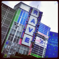 Photo taken at Rave North East Mall 18 by Brandon E. on 4/14/2012