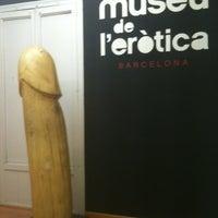 10/20/2011 tarihinde Oscar F.ziyaretçi tarafından Museu de l'Eròtica'de çekilen fotoğraf