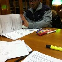 Photo taken at Biblioteca Comunale Manfrediana di Faenza by Mattia N. on 2/3/2012