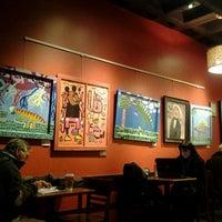 Photo taken at Starbucks by Jackie C. on 11/24/2011