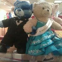 Photo taken at Build-A-Bear Workshop by Carolina R. on 1/29/2012