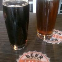 Photo taken at Salem Beer Works by Jason D. on 9/4/2012
