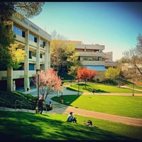 Photo taken at College of the Canyons (COC) by Joseph R. on 3/14/2012