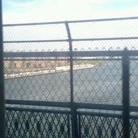 Photo taken at MTA Subway - Manhattan Bridge (B/D/N/Q) by Karolyn G. on 4/16/2012