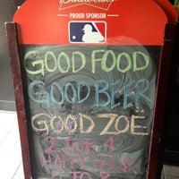 Photo taken at Nice Guy Eddie's by Zoe S. on 5/16/2012