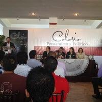 Photo taken at Comité Directivo Estatal PRI by Karla E. on 8/9/2012