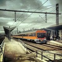 Photo taken at Estación Metrotren San Fernando by Alejandro C. on 4/13/2012