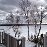 Photo taken at Stoney Lake by Katrina F. on 2/13/2012