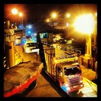 Photo taken at Pelabuhan Gilimanuk by Ismail listyo S. on 7/20/2012