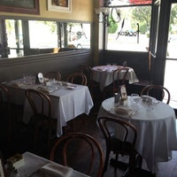 Photo taken at Foccacia Bistro by Vincent D. on 3/8/2012