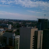 Photo taken at InterContinental Montreal by Larry L. on 7/28/2012