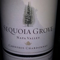 Photo taken at Sequoia Grove Vineyards by Mark B. on 7/24/2012