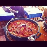 "Photo taken at Bar Restaurant Montsia Mar ""Ca la Flora"" by Manel O. on 9/10/2012"