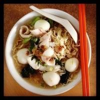 Photo taken at Joo Leong Cafe (裕隆茶室) by YuChen O. on 7/17/2012