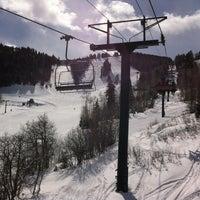 Photo taken at Deer Valley Resort by Nate B. on 3/2/2012