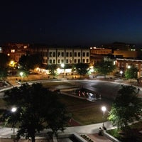 Photo taken at Ellis Square by Chelle G. on 4/16/2012