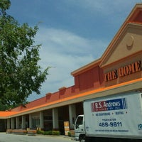 Photo taken at The Home Depot by Mike M. on 7/27/2012