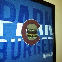 Photo taken at Park Burger by Jeremy J. L. on 5/20/2012