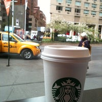 Photo taken at Starbucks by Ryoko A. on 4/11/2012