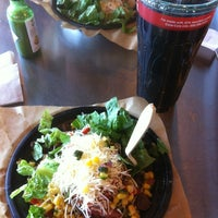 Photo taken at Qdoba Mexican Grill by Brian S. on 2/28/2012