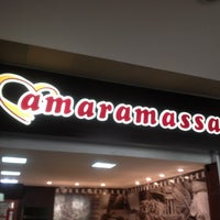 Photo taken at Amaramassa by Ubirajara O. on 5/28/2012