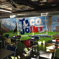 Photo taken at Taco Joint by Ragan R. on 4/21/2012