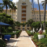 Photo taken at British Colonial Hilton by Latham B. on 8/14/2012