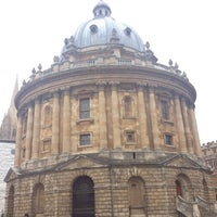 Photo taken at Radcliffe Camera by Giulia S. on 6/17/2012