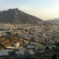 Photo taken at Jabal Nur - Ghar Hira by Saja on 12/15/2011
