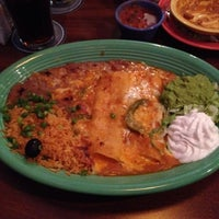 Photo taken at Yolanda's Mexican Cafe by Lisa on 8/18/2012
