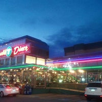 Photo taken at Double T Diner by Ms Kay J. on 12/29/2011